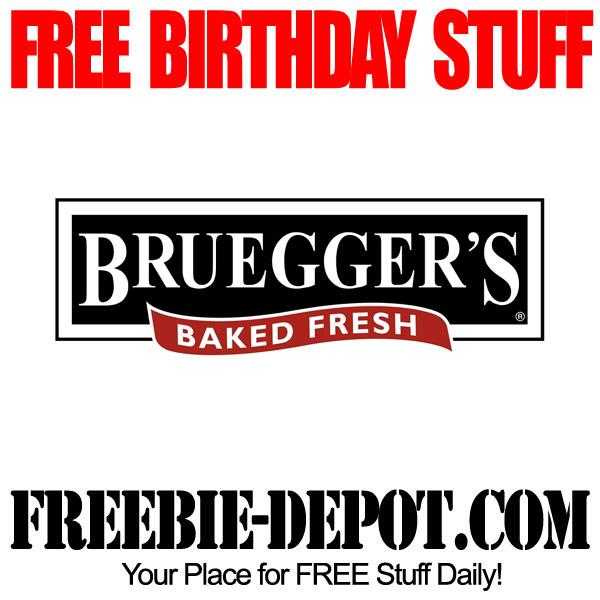 Free Birthday Bagels