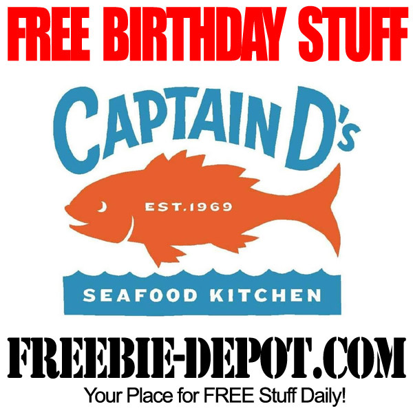Free Birthday Kid Meal Fish