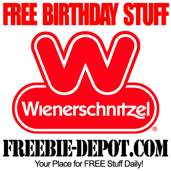 BIRTHDAY FREEBIE – Wienerschnitzel ~