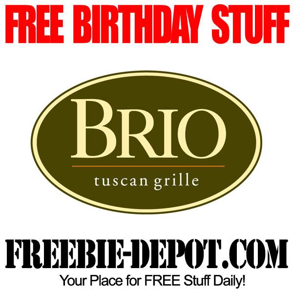 Free Birthday Reward Italian Dinner