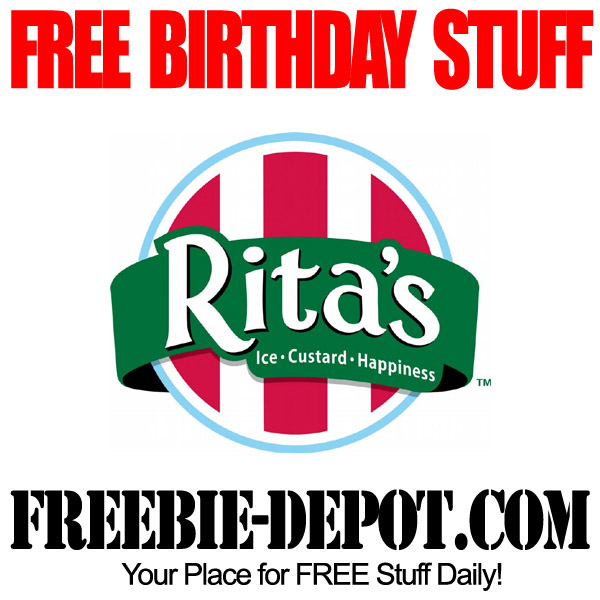 Free Birthday Italian Ice