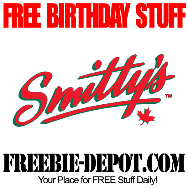 Free Birthday Kid Meal Smittys