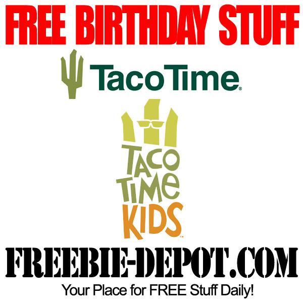 Free Birthday Taco Time