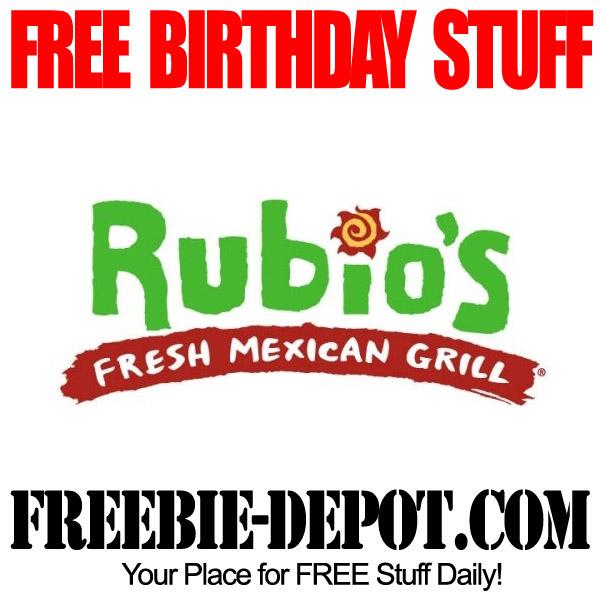 Free Birthday Tacos