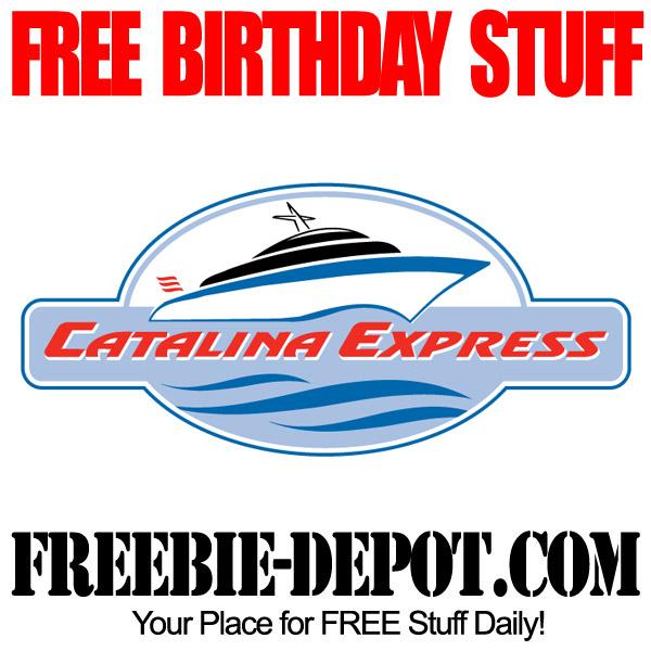 Free Birthday Boat Trip