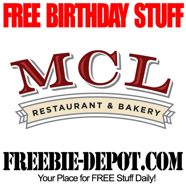Free Birthday at MCL