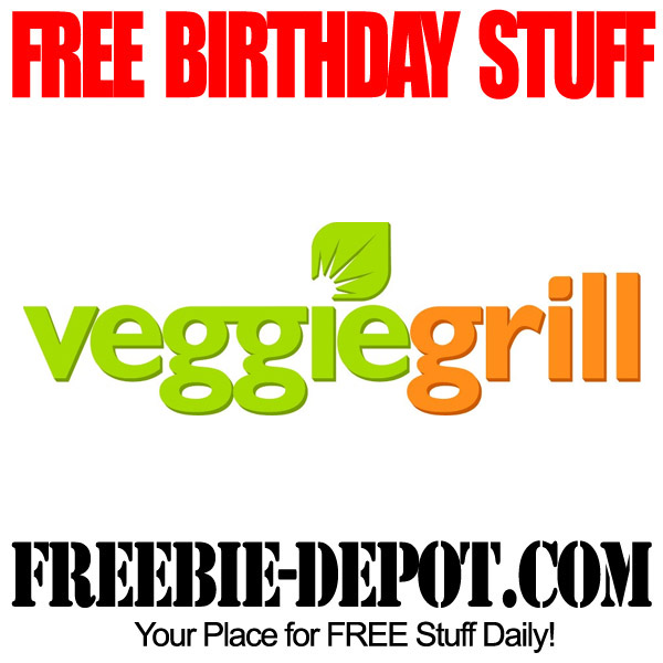 Free Birthday Veggie Grill