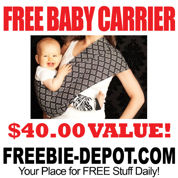 Free-Baby-Carrier