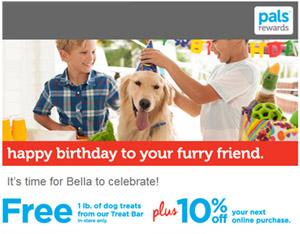 Free-Dog-Treats-Petco-Birthday