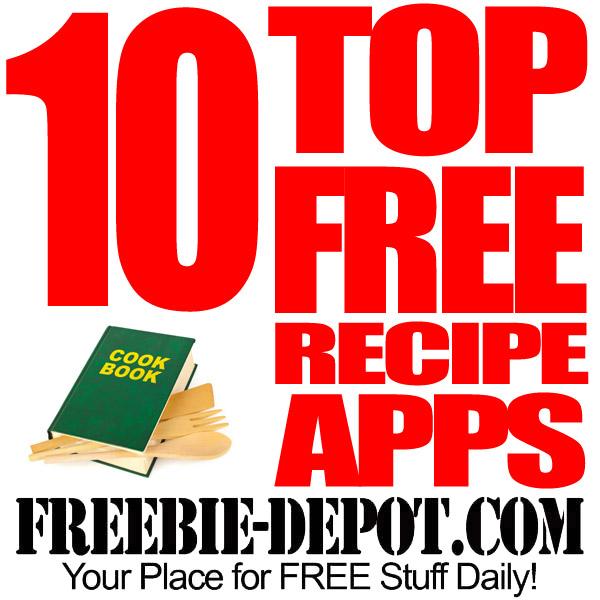 Free-Recipe-Apps