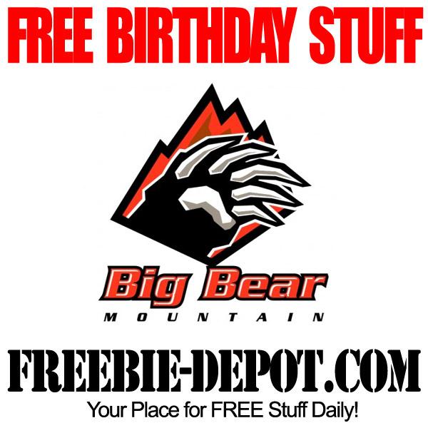 Free Birthday Skiing