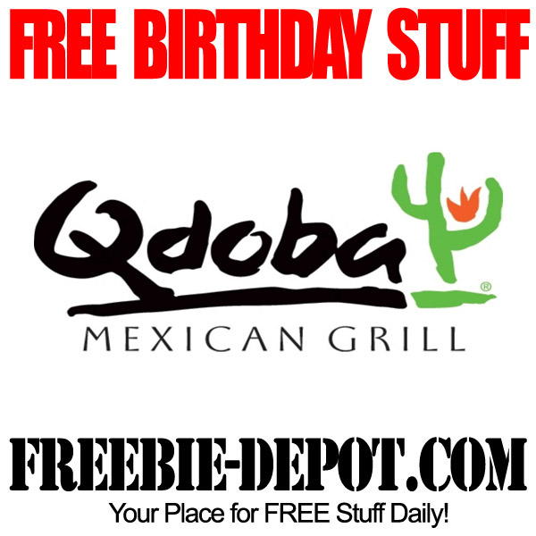 Free Birthday Burrito