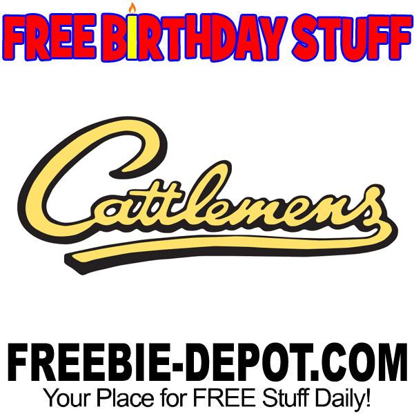 BIRTHDAY FREEBIE – Cattlemens