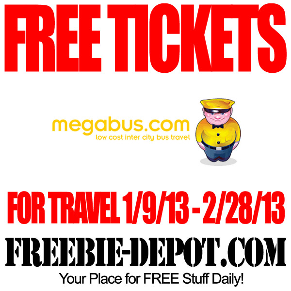 FREE Bus Tickets