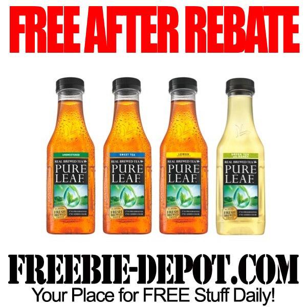 FREE AFTER REBATE – Lipton Tea