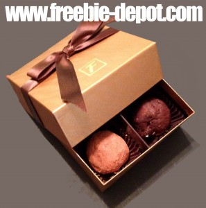 Free Birthday Truffles