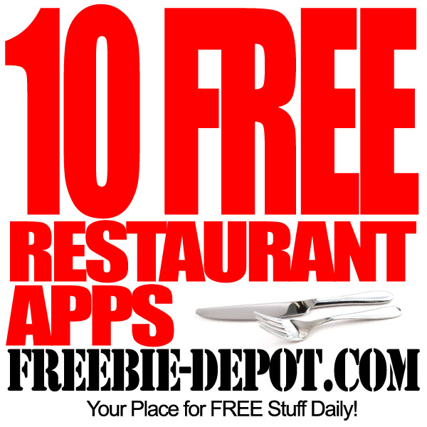 Free Restaurant App