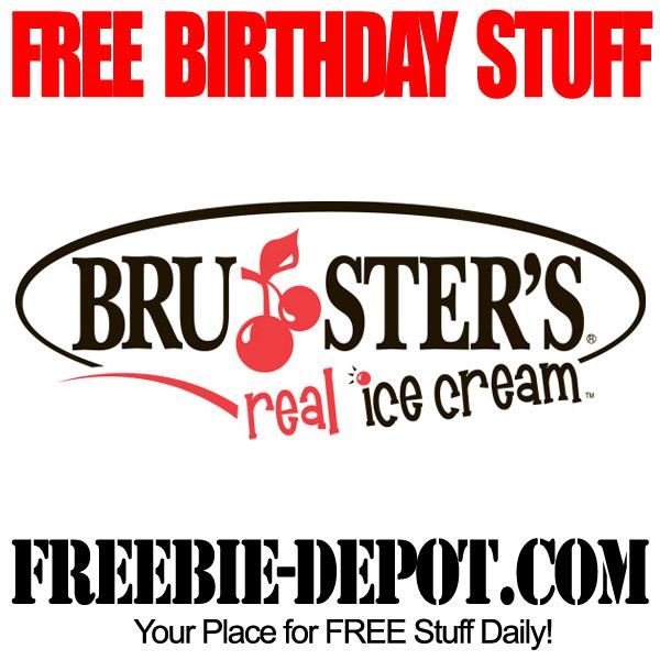 Free Birthday Waffle Cone