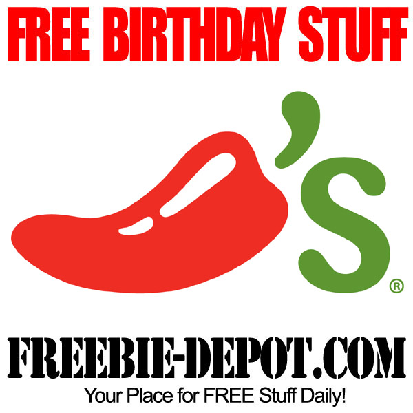 Free Birthday Food at Chili's