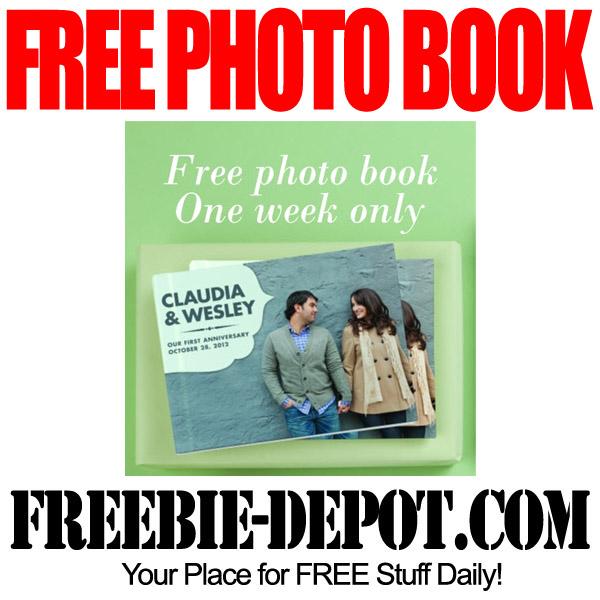 FREE Photo Book – exp 3/31