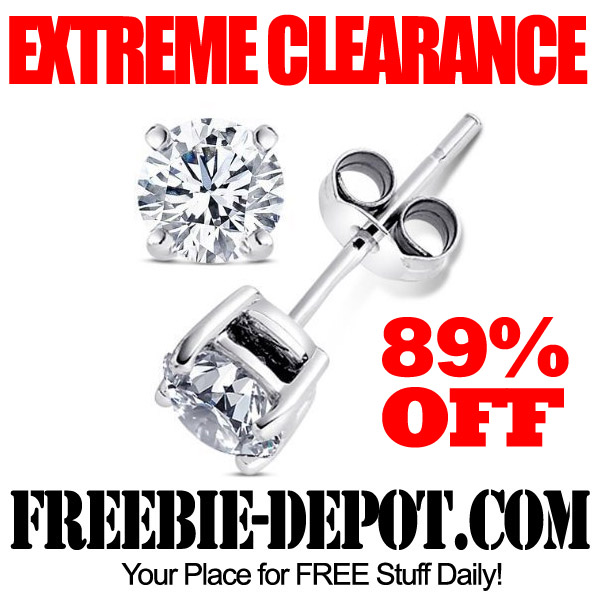 EXTREME CLEARANCE – Earrings 89% OFF