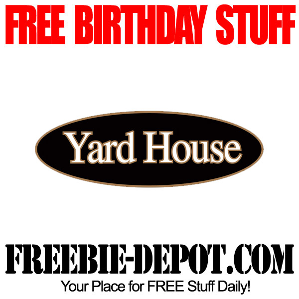 Birthday Freebies List