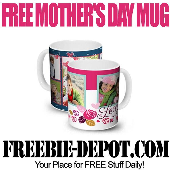 FREE Mother's Day Mug