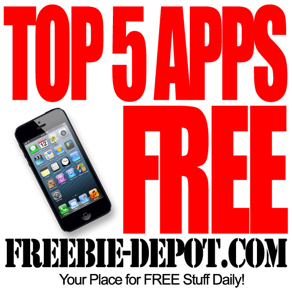 Top 5 FREE iPhone Apps