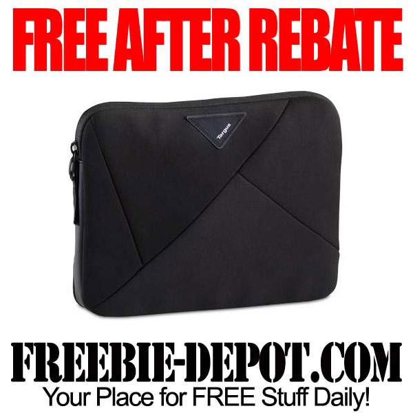 FREE AFTER REBATE – Tablet Slipcase