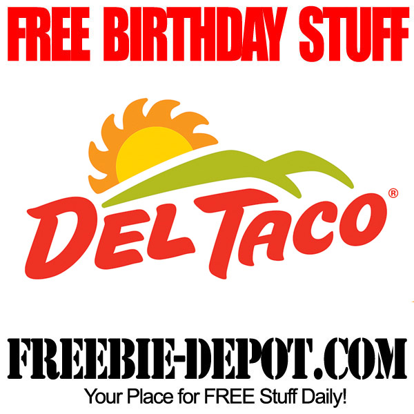 Free Birthday Shake at Del Taco