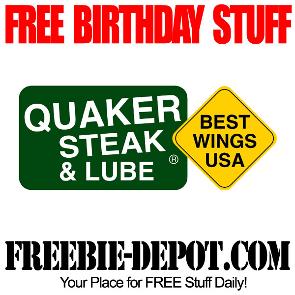 Free Birthday Quaker