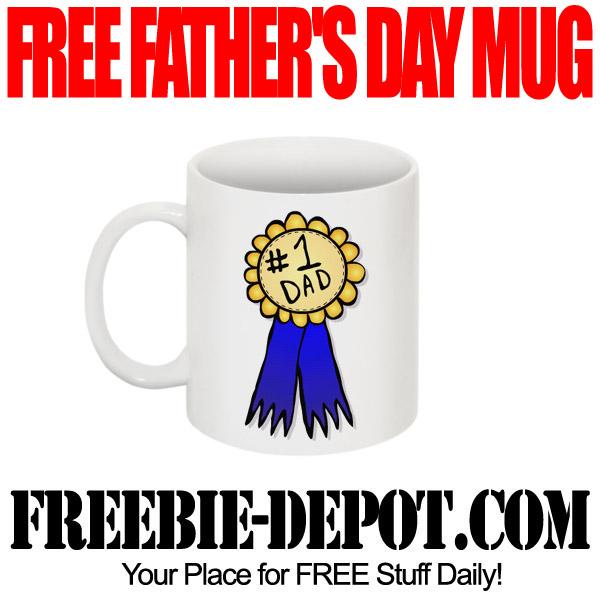 FREE Father's Day Mug