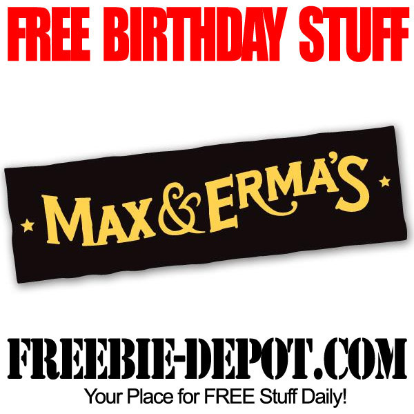 Free Birthday Chocolate Chip Cookies