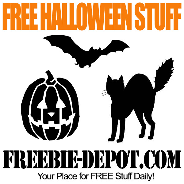 Free Halloween Stuff 2013