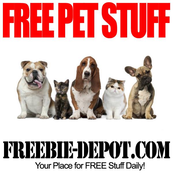 FREE Pet Stuff