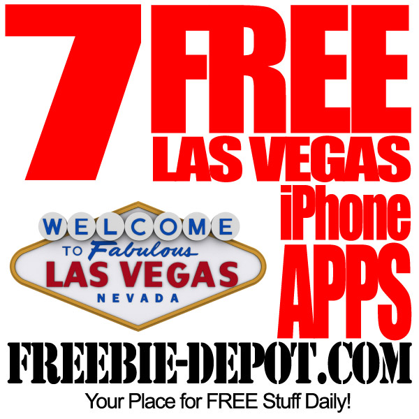 7 FREE Las Vegas Apps for iPhone