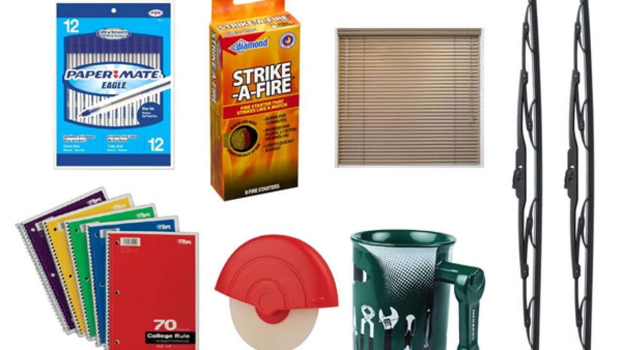 FREE AFTER REBATE – School Supplies & More | Freebie Depot