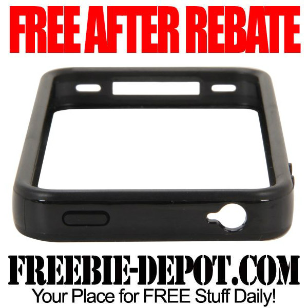 Free After Rebate iPhone Case