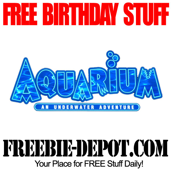 Free Birthday Aquarium Restaurants