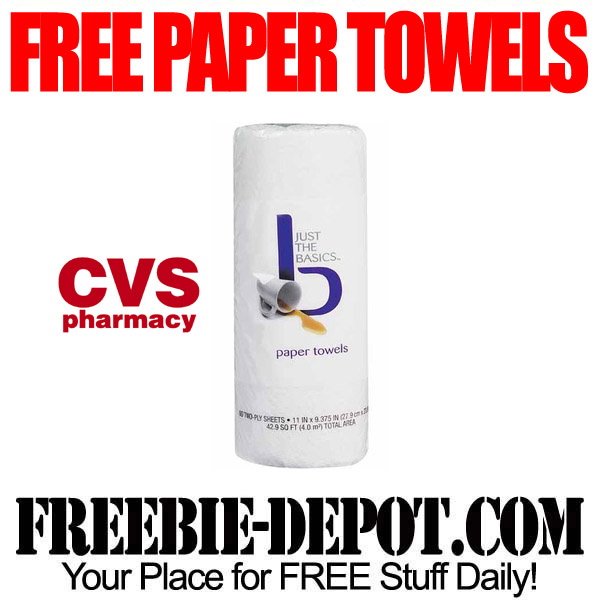 Free-Paper-Towels