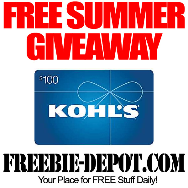 Free Summer Giveaway