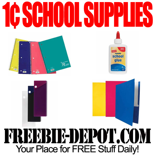 Penny School Supplies