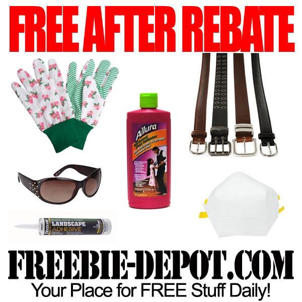 Free After Rebate Menards Crazy