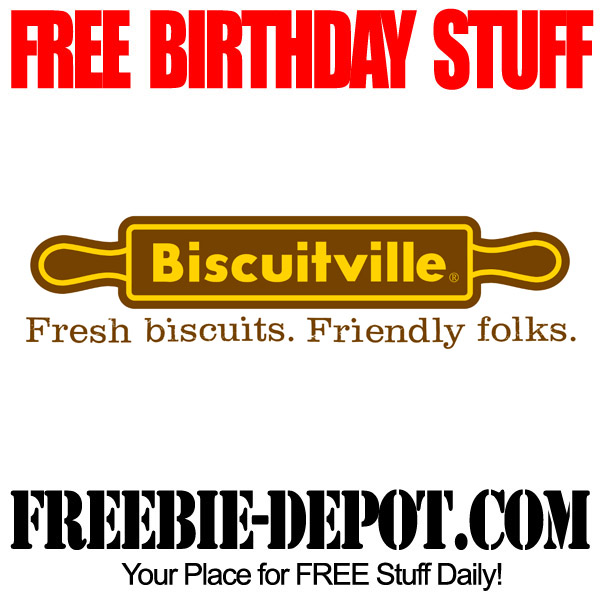 Free Birthday Biscuitville Breakfast