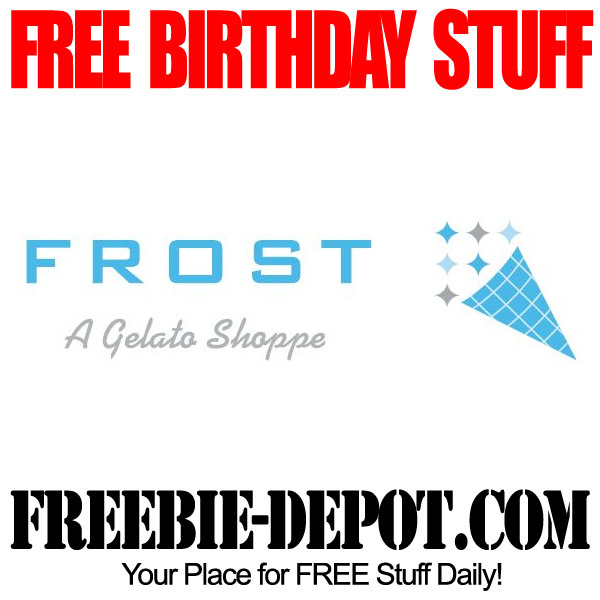 Free Birthday Gelato