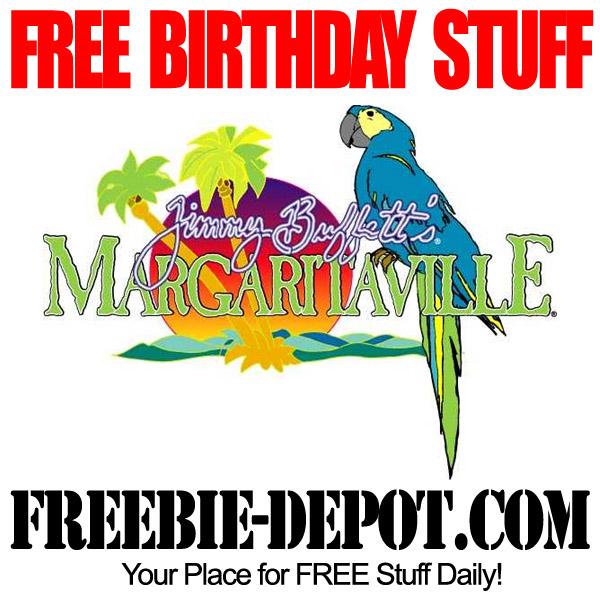 Free-Birthday-Margartiaville