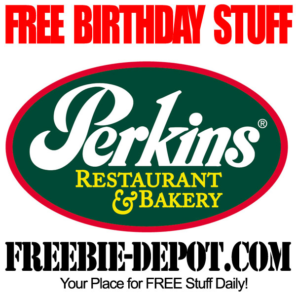 Free Birthday Perkins