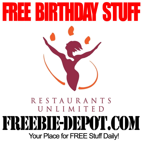 Free Birthday Restaurants Unlimited