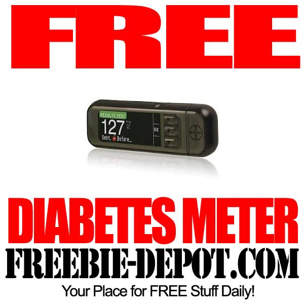 Free Diabetes Meter