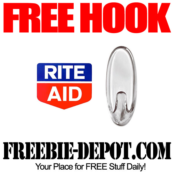 FREE 3M Hook with Coupon at Rite Aid